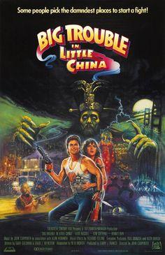Golpe en la pequeña China (1986) - IMDb