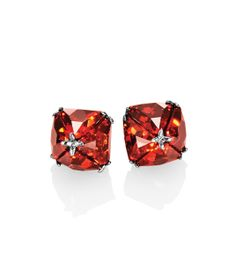 The Waldorf Pyramid Stud Earring | Scarlett Fever | Henri Bendel.   Want...want....want....
