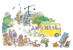 Quentin Blake's 7 golden rules of illustration The iconic illustrator shares his guidelines for making great pictures