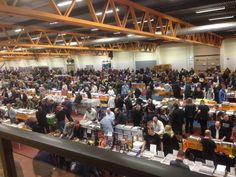 Solnahallen Record Fair  Sweden