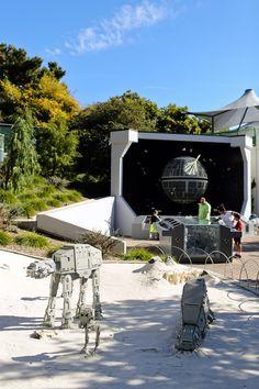 Lego Star Wars Hoth (Around the World Tour at Legoland California + Tips for your visit) // localadventurer.com