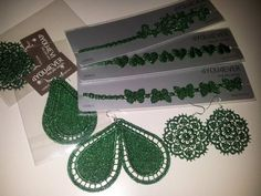 4you4ever Design Parure: green