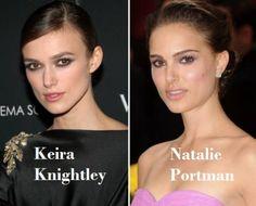 Keira Knightley & Natalie Portman