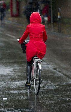 thru the rain  via Karen
