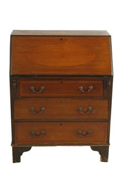 Secretary desk-cabinet, 250€, Auktionhaus Die Eiche