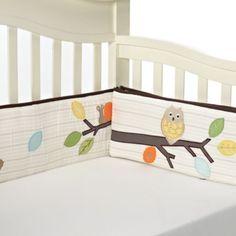 notNeutral® Arbor Friends Crib Bumper - BedBathandBeyond.com