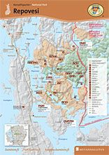 Repovesi National Park Directions and Maps - Nationalparks.fi