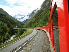 Europa cu trenul
