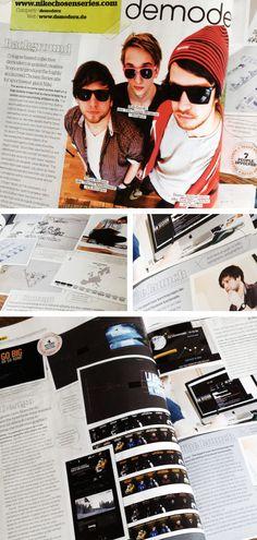 Magazin Feature – Nike Chosen Series