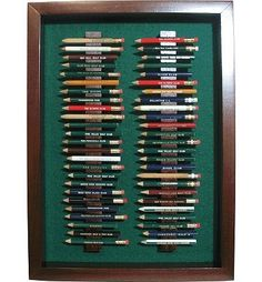 Great Golf Memories Golf Pencil Holder