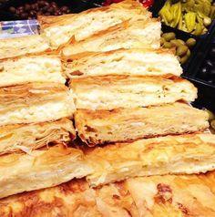 Burek – Filopaj med fetaost
