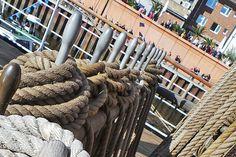 Ankunft der Alexander von #Humboldt im #Europahafen #Bremen http://www.bremen-tourismus.de/alexander-von-humboldt