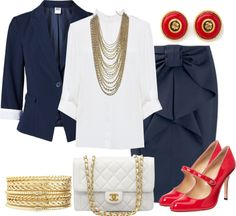 Outfits de Moda ...Me Tomo Cinco Minutos: Estilo Formal