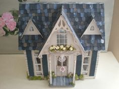Cinderella Moments: Dream Cottage Dollhouse