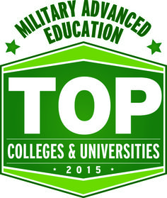 Top School in Military Advanced Education's 2015 Guide @MiddlesexCounCo @EdisonNJ @MilAdvEd #GI Bill #Education