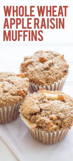 ... apple, carrots, and pecans all in one tasty muffin. | Pinterest