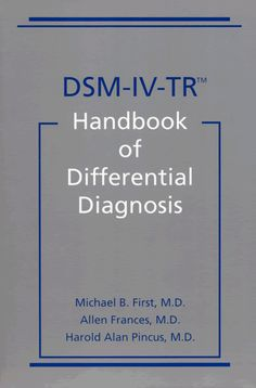 I know it's a little strange, but I love the DSM! I've