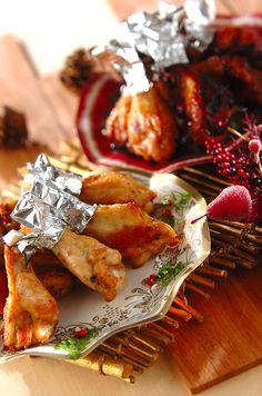 #クリスマス #recipe #chicken #ローストチキン