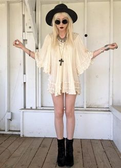 Bohemian Grunge Outfits