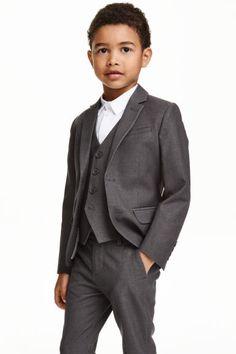 シングルブレストジャケット | H&M