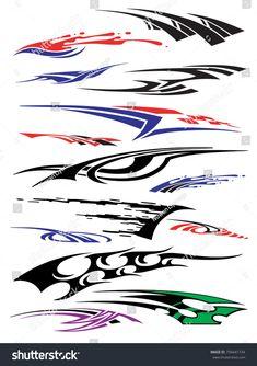 Boat Decals, Vinyl Decals, Vinyl For Cars, Bike Stickers, Pinstriping Designs, Air Brush Painting, Airbrush Art, Vinyl Signs, Bike Art