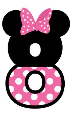 meros tema do Mickey e Minie Mouse Mickey E Minnie Mouse, Theme Mickey, Minnie Png, Disney Mickey, Scrapbook Da Disney, Minnie Mouse Pictures, Birthday Numbers, Alphabet And Numbers, Mickey And Friends