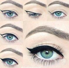 Eye-liner http://makeup-perfection.com