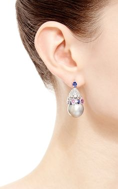 Cooperative New Arrival Ethnic Pink/green/blue Clor Earring Earring For Women Cute Asymmetry Frog/lotus Leaf Stud Earring Jewelry Evident Effect Stud Earrings