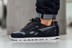 "Reebok Classic Leather NP ""Tonal"" Pack - EU Kicks: Sneaker Magazine"