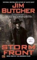 First book in the Dresden Files