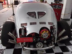 VW Fusca Beetle Custom
