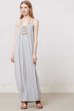 Anthropologie - Pleated Cadence Maxi