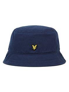 a22ce4052dd65 Lyle   Scott Cotton-Twill Bucket Hat Dark Navy One Lyle ...