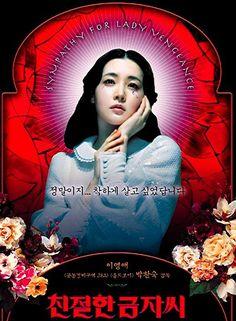 Lady Vengeance, Chan-wook Park. Meu segundo favorito da trilogia.