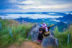 Phu Chi Fah (near Chiang Rai)