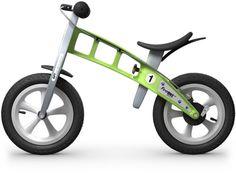 FirstBike Street Bike With Brake | This award winning FirstBike Street Balance Bike is the ideal training bike for children 2 to 5 years.