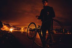 Night love. Photo:@xxorrtizz @overr.timee  Colaboración:@alejohard_s  #colombiaphotography #colombiafixed #colombiaphoto #bogota🇨🇴 #bogota… Darth Vader, Love, Fictional Characters, Bicycles, Fantasy Characters, I Like You, Romances