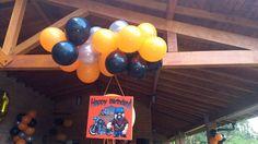Piñata Harley Davidson