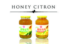Honey Citron 1 Kg From Korea