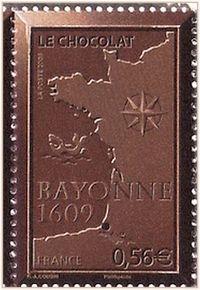 Le chocolat de Bayonne, introduit dans le département depuis le XVII,XVIII siècle ©fatras en bleu #gastronomie #france