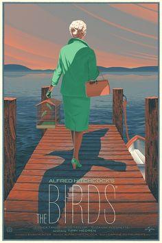 Laurent Durieux | The Birds | Reelizer