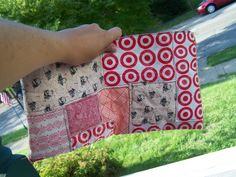 Sewing with Fused Plastic Bags