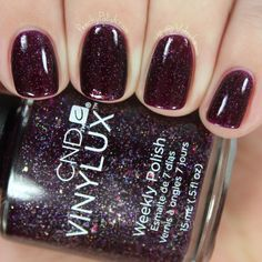 CND Vinylux Nordic Lights | Winter 2015 Aurora Collection | Peachy Polish