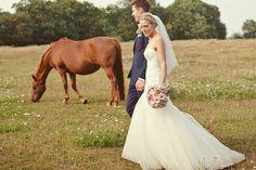 adorable barn wedding love