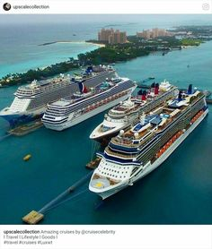 Spice Up the Holidays With a Cruise Vacation – Travel By Cruise Ship Cruise Port, Cruise Travel, Cruise Vacation, Royal Caribbean Ships, Caribbean Cruise, Cruise Ship Pictures, Bateau Yacht, Best Cruise Ships, Sports Nautiques