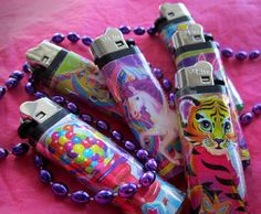 Lisa Frank Stickers, Party Favors For Adults, Cool Lighters, Light My Fire, 90s Kids, Girly Things, Random Things, Videos, Growing Up