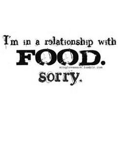 food, funny, joke, love, quote