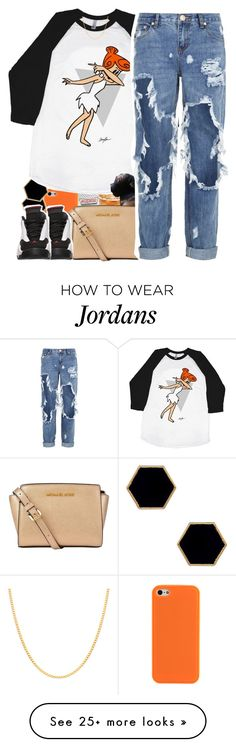 """Dabbin' - No. 592"" by dessboo on Polyvore featuring moda, Janna Conner Designs, Retrò, One Teaspoon y Sterling Essentials"