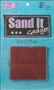 Sand It Gadget Refill Sandpaper-
