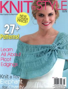 KNITSTYLE  June 2013